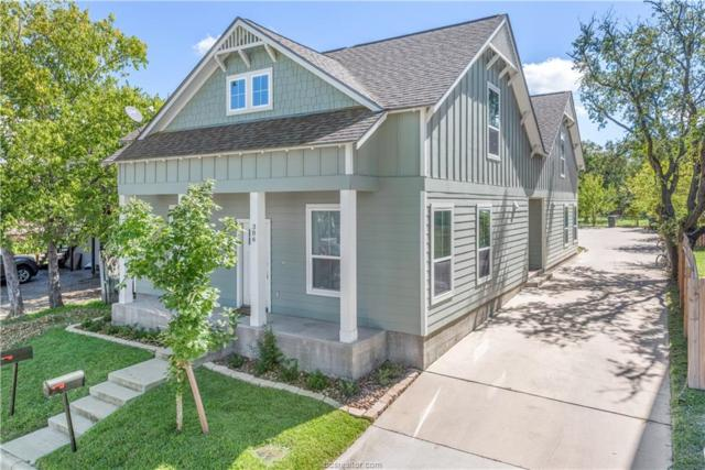 306 Cooner Street B, College Station, TX 77840 (MLS #18018536) :: Chapman Properties Group