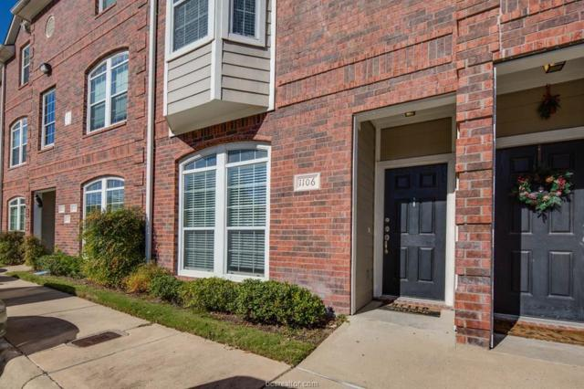 305 Holleman Drive #1106, College Station, TX 77840 (MLS #18018538) :: Treehouse Real Estate