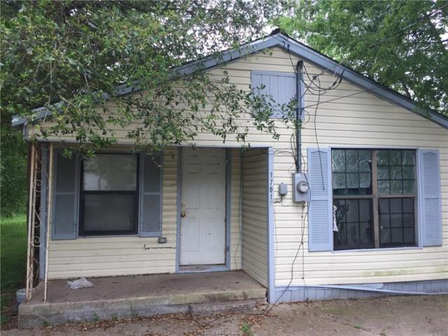 1701 Kinnard Avenue A, Bryan, TX 77803 (MLS #18018545) :: RE/MAX 20/20
