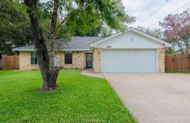 8205 Raintree Drive, College Station, TX 77845 (MLS #18018556) :: The Lester Group