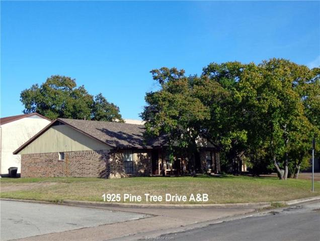 1925 Pine Tree Drive A & B, Bryan, TX 77802 (MLS #18018629) :: RE/MAX 20/20