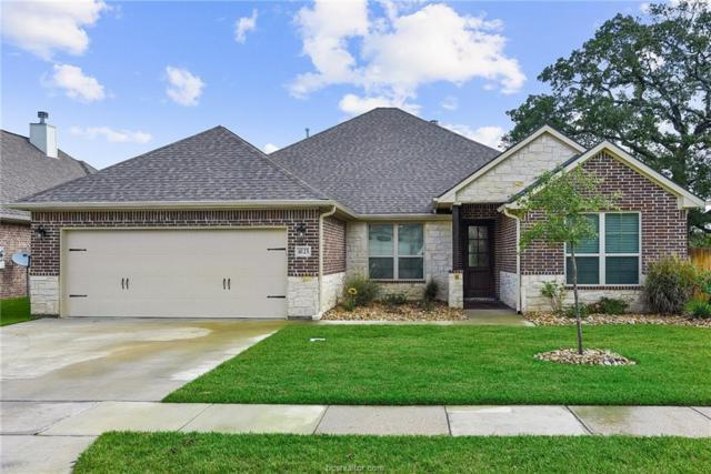 4125 Wild Creek Court, College Station, TX 77845 (MLS #18018635) :: RE/MAX 20/20