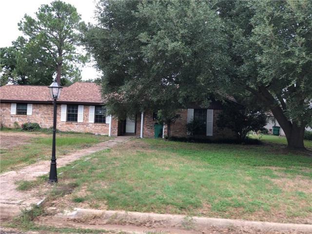 910 Anderson Street, Hearne, TX 77859 (MLS #18018658) :: RE/MAX 20/20