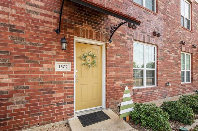 801 Luther Street #1507, College Station, TX 77840 (MLS #18018725) :: The Lester Group