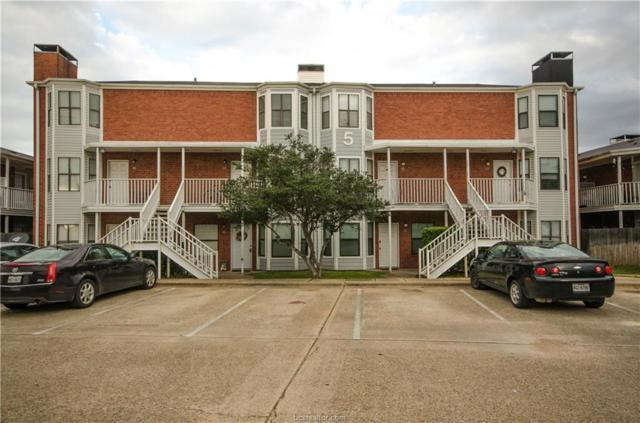4441 Old College Road #5104, Bryan, TX 77801 (MLS #18018793) :: The Shellenberger Team