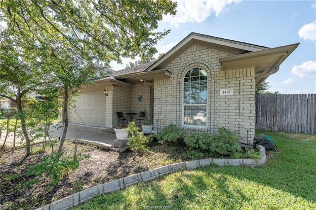 1457 Fincastle, College Station, TX 77845 (MLS #18018835) :: Chapman Properties Group
