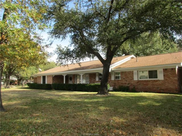 1001 Anderson Street, Hearne, TX 77859 (MLS #18018843) :: The Lester Group