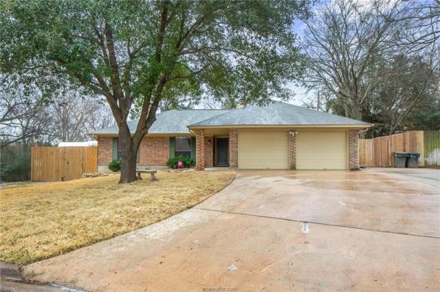 2810 Wilderness Drive, College Station, TX 77845 (MLS #18018980) :: RE/MAX 20/20