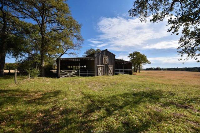 3760 Co Road 330 (+/-58.353 Acres), Caldwell, TX 77836 (MLS #18019033) :: RE/MAX 20/20
