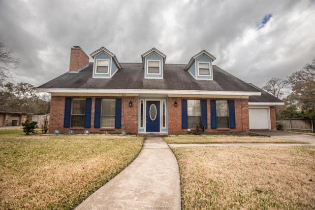 4012 Green Valley Drive, Bryan, TX 77802 (MLS #18019051) :: Chapman Properties Group