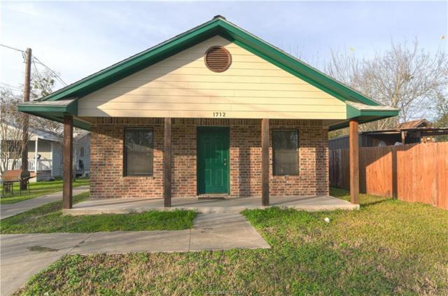 1712 Wilson Street, Bryan, TX 77803 (MLS #18019076) :: The Shellenberger Team