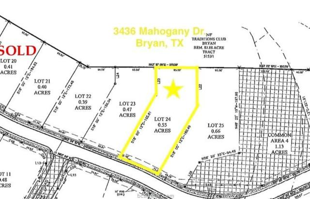 3436 Mahogany Drive, Bryan, TX 77807 (MLS #18019125) :: The Lester Group