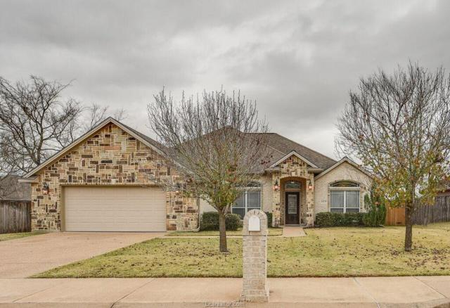 4419 Spring Branch Drive, College Station, TX 77845 (MLS #18019151) :: Treehouse Real Estate
