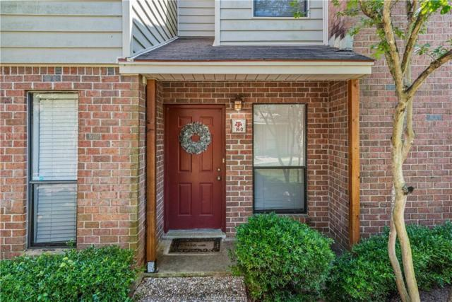 1904 Dartmouth Street K3, College Station, TX 77840 (MLS #18019161) :: The Lester Group