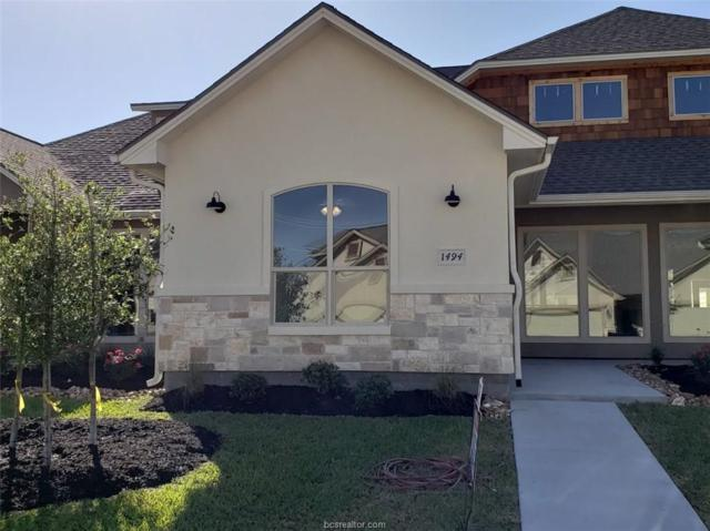 1494 Buena Vista, College Station, TX 77845 (MLS #18019186) :: RE/MAX 20/20