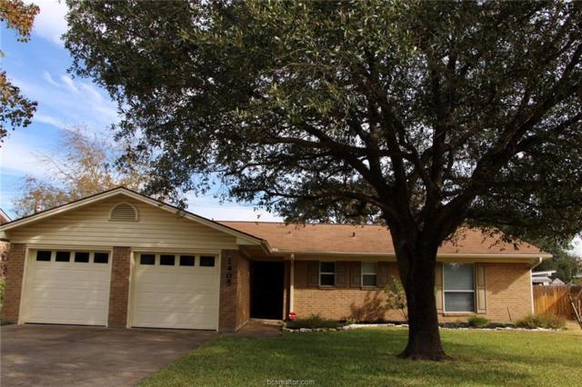 1405 Langford Street, College Station, TX 77840 (MLS #18019262) :: Cherry Ruffino Team
