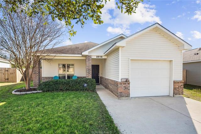 2518 Elkhorn Trail, Bryan, TX 77803 (MLS #18019269) :: Chapman Properties Group