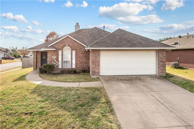 401 Pronghorn Loop, College Station, TX 77845 (MLS #18019275) :: The Lester Group