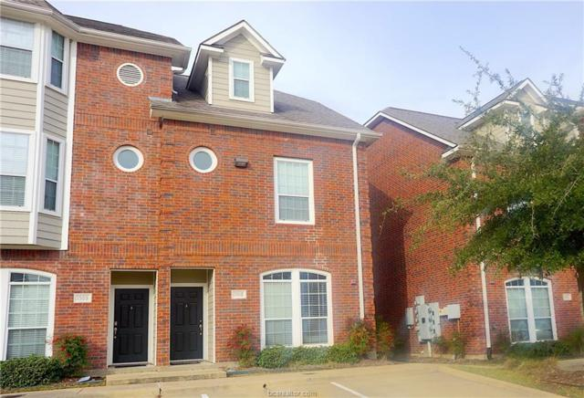 305 Holleman #1506, College Station, TX 77840 (MLS #18019292) :: The Lester Group