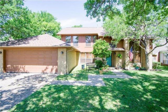 8710 Bent Tree Drive, College Station, TX 77845 (MLS #18019345) :: The Shellenberger Team