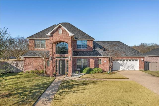 3701 Park Meadow, Bryan, TX 77802 (MLS #18019399) :: The Lester Group