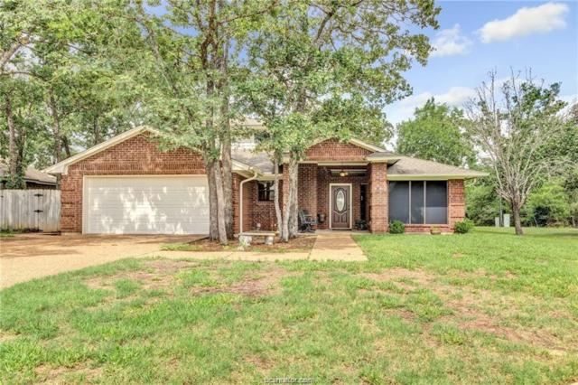 9200 Shadowcrest Drive, College Station, TX 77845 (MLS #18019415) :: Chapman Properties Group