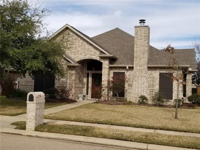 15609 Wood Brook Lane, College Station, TX 77845 (MLS #19000005) :: Cherry Ruffino Team
