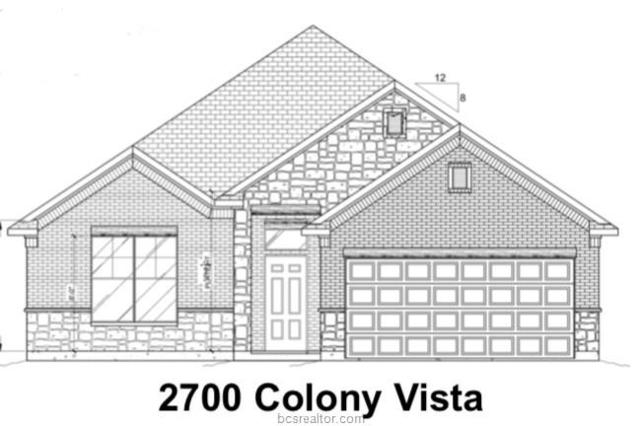 2700 Colony Vista, Bryan, TX 77808 (MLS #19000099) :: Chapman Properties Group