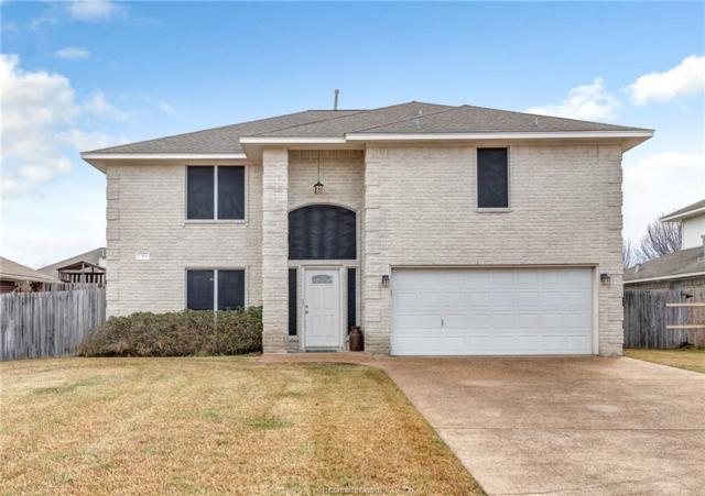 1204 Spartanburg Court, College Station, TX 77845 (MLS #19000158) :: Chapman Properties Group