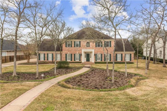5004 Augusta Circle, College Station, TX 77845 (MLS #19000220) :: Chapman Properties Group