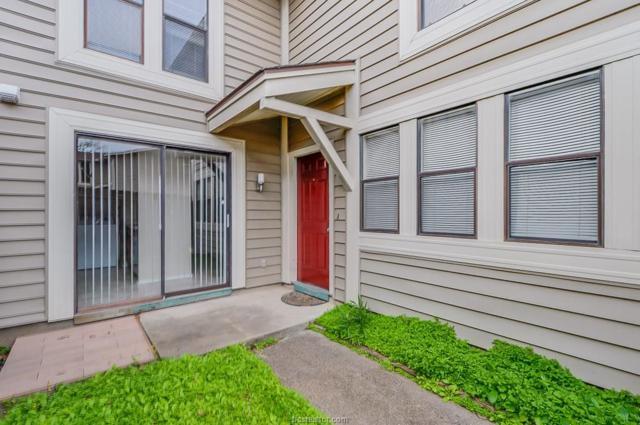 2101 Barak Lane #11, Bryan, TX 77802 (MLS #19000245) :: Treehouse Real Estate