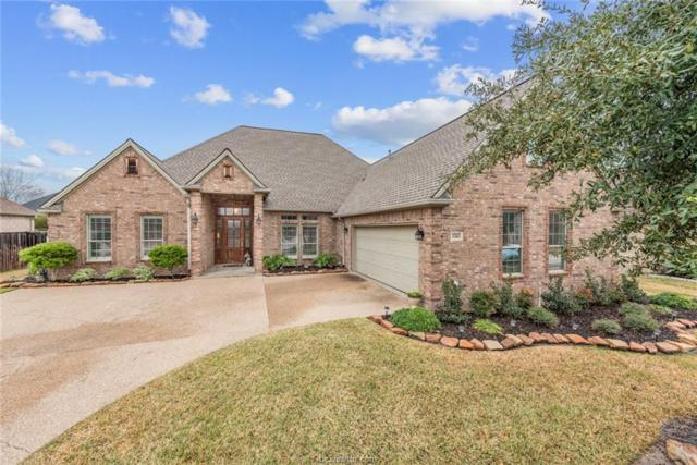 3310 Woodcrest Drive, Bryan, TX 77802 (MLS #19000250) :: The Shellenberger Team