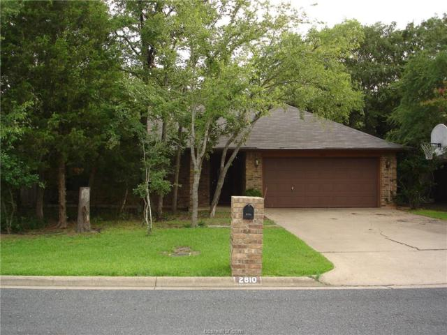 2810 Arroyo Court, College Station, TX 77845 (MLS #19000255) :: Treehouse Real Estate