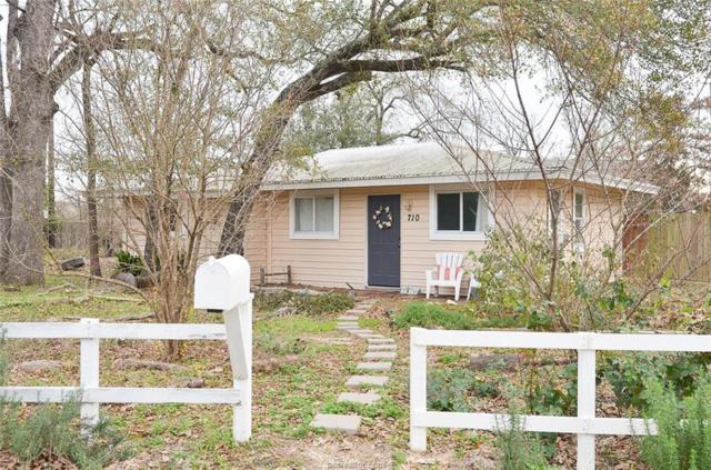 710 Gilchrist, College Station, TX 77840 (MLS #19000268) :: RE/MAX 20/20