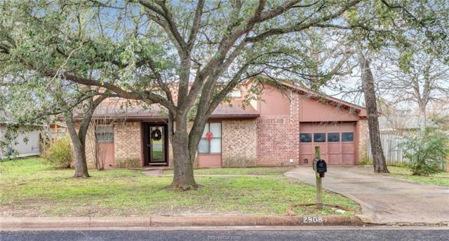2908 Normand Drive, College Station, TX 77845 (MLS #19000316) :: Cherry Ruffino Team