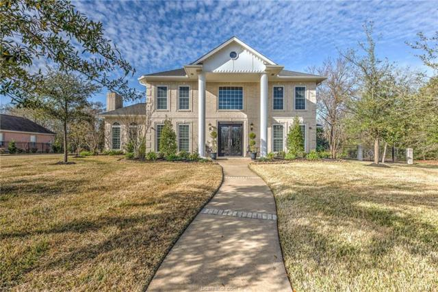 9204 Lake Forest Court, College Station, TX 77845 (MLS #19000326) :: Chapman Properties Group