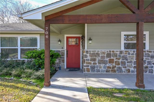 704 Highlands Street, College Station, TX 77840 (MLS #19000328) :: Cherry Ruffino Team