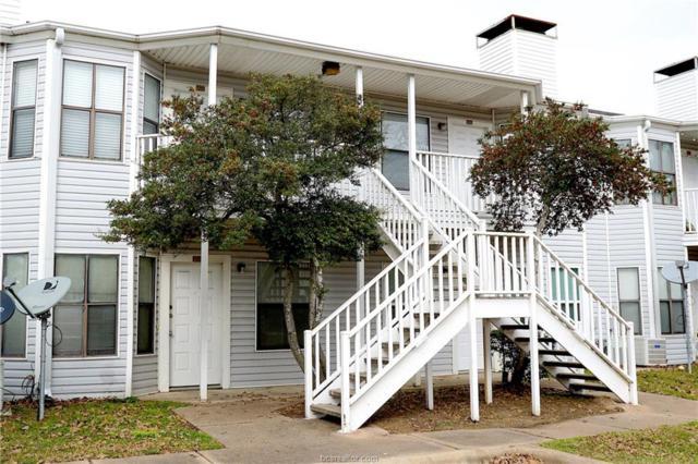 4441 Old College #8104, Bryan, TX 77801 (MLS #19000346) :: RE/MAX 20/20