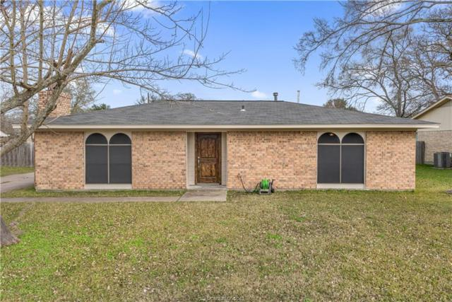 2907 Normand Drive, College Station, TX 77845 (MLS #19000347) :: Chapman Properties Group