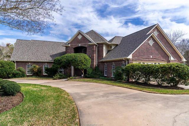 6015 Augusta Circle, College Station, TX 77845 (MLS #19000367) :: Chapman Properties Group