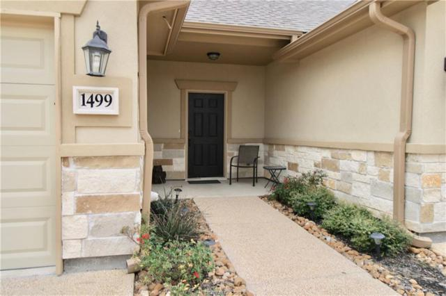 1499 Buena Vista, College Station, TX 77845 (MLS #19000375) :: The Shellenberger Team