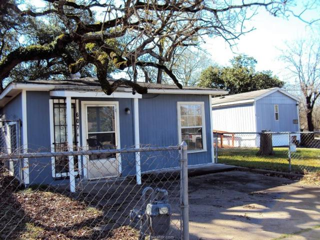 607 Ash Street, Bryan, TX 77803 (MLS #19000503) :: The Lester Group