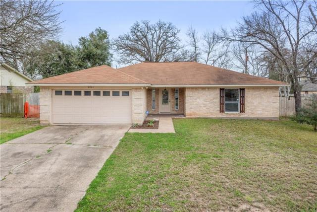 2911 Oakside Drive, Bryan, TX 77802 (MLS #19000588) :: RE/MAX 20/20