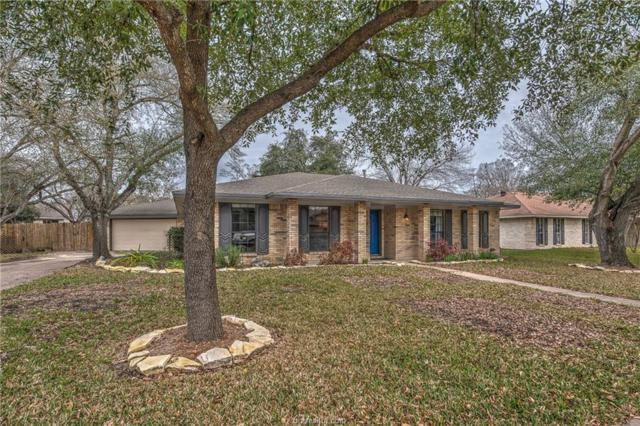 1409 Todd Trail, College Station, TX 77845 (MLS #19000600) :: Chapman Properties Group
