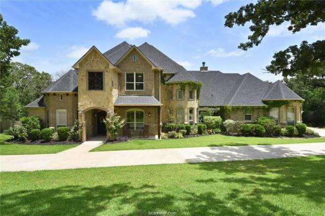 4721 Johnson Creek Loop, College Station, TX 77845 (MLS #19000638) :: Cherry Ruffino Team