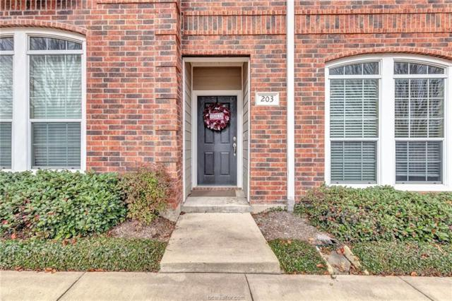 305 Holleman Drive #203, College Station, TX 77840 (MLS #19000656) :: The Lester Group