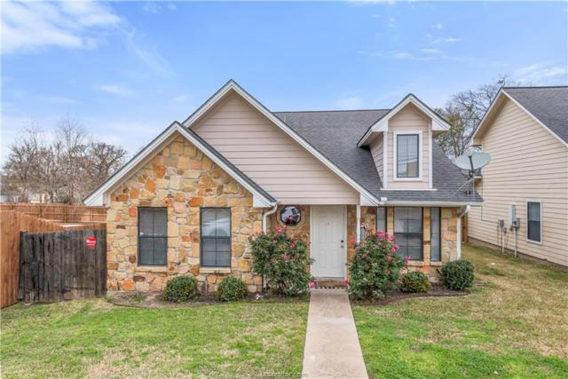 1703 Park Place, College Station, TX 77840 (MLS #19000688) :: The Lester Group