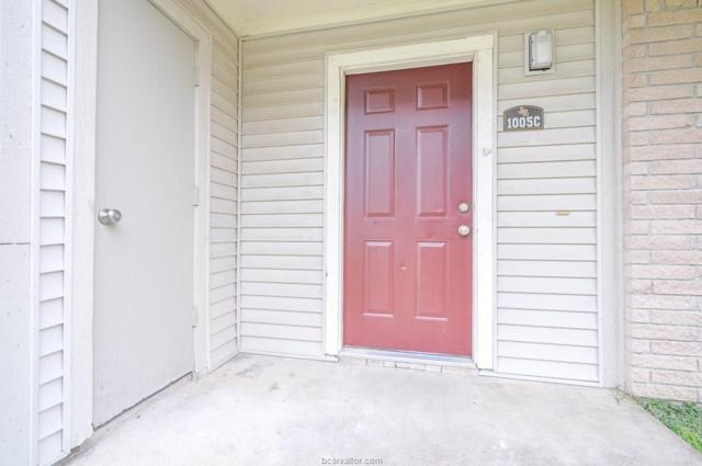 1005 Spring Loop C, College Station, TX 77840 (MLS #19000721) :: Cherry Ruffino Team