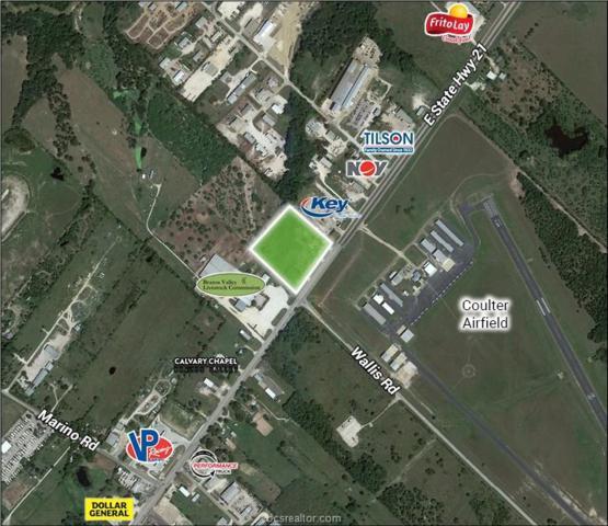 6113 E Sh-21, Bryan, TX 77803 (MLS #19000737) :: Cherry Ruffino Team