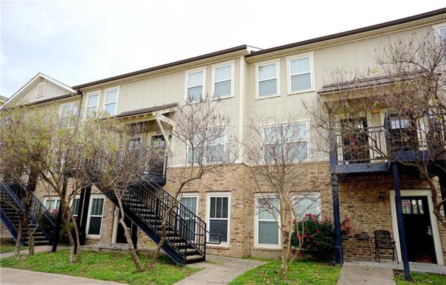 1725 Harvey Mitchell #1628, College Station, TX 77840 (MLS #19000740) :: BCS Dream Homes